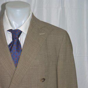 Polo Ralph Lauren Corneliani Mohair Blend Blazer